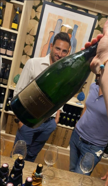 Nicola, il vino e la vigna #4